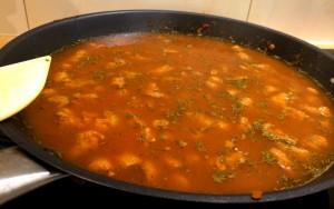 Kochen lassen und abschmecken