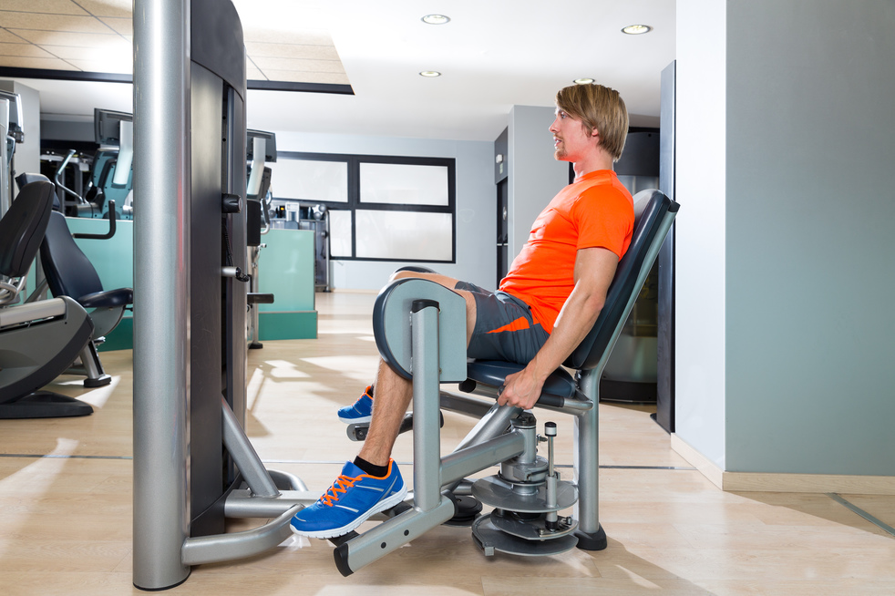 Vielleicht doch lieber ins Fitnesscenter?