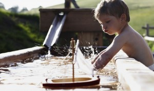 Hexenwasser Hochsöll, Spaß für Kinder