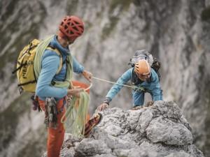 Bisher waren viele Orte nur für Wanderer und Bergsteiger erreichbar