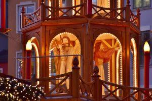 Der Schein trügt. Die Adventmärkte in Österreich sind keine Orte der Ruhe und Besinnung