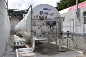 LNG - verflüssigtes Erdgas - kann als alternative Energieform bis zu 15 % der Energiekosten ihres Unternehmens sparen.