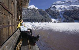 Es gibt Menschen, die haben im Schnee mehr Spaß wie am Strand. Für sie ist Tux der ideale Zufluchtsort im Frühling.
