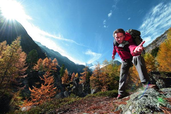 Wandern in Osttirol im Herbst: So geht Schönheit (Bild: Lorenz Marko)