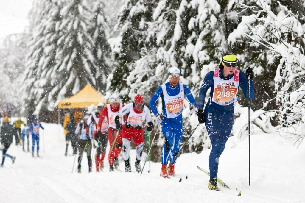 Der Dolomitenlauf bietet 7 Rennen in unterschiedlichen Schwierigkeitsstufen.