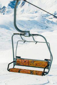 Salzburger Skiresort: Ob die Sessellifte so ausschauen werden?