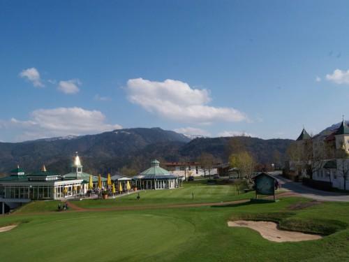 Entspannung und Stärkung im Golf-Restaurant