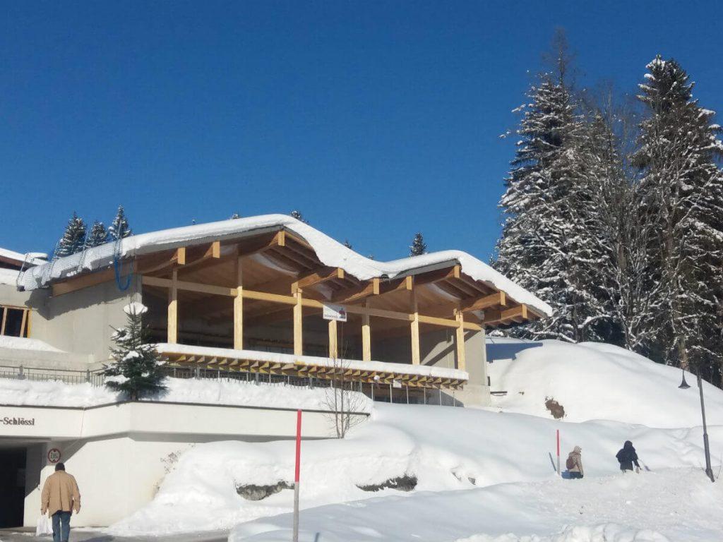 Vor kurzem hat der Peternhof außerdem einige Teile des Hauses renoviert und im neuen Stil erscheinen lassen.