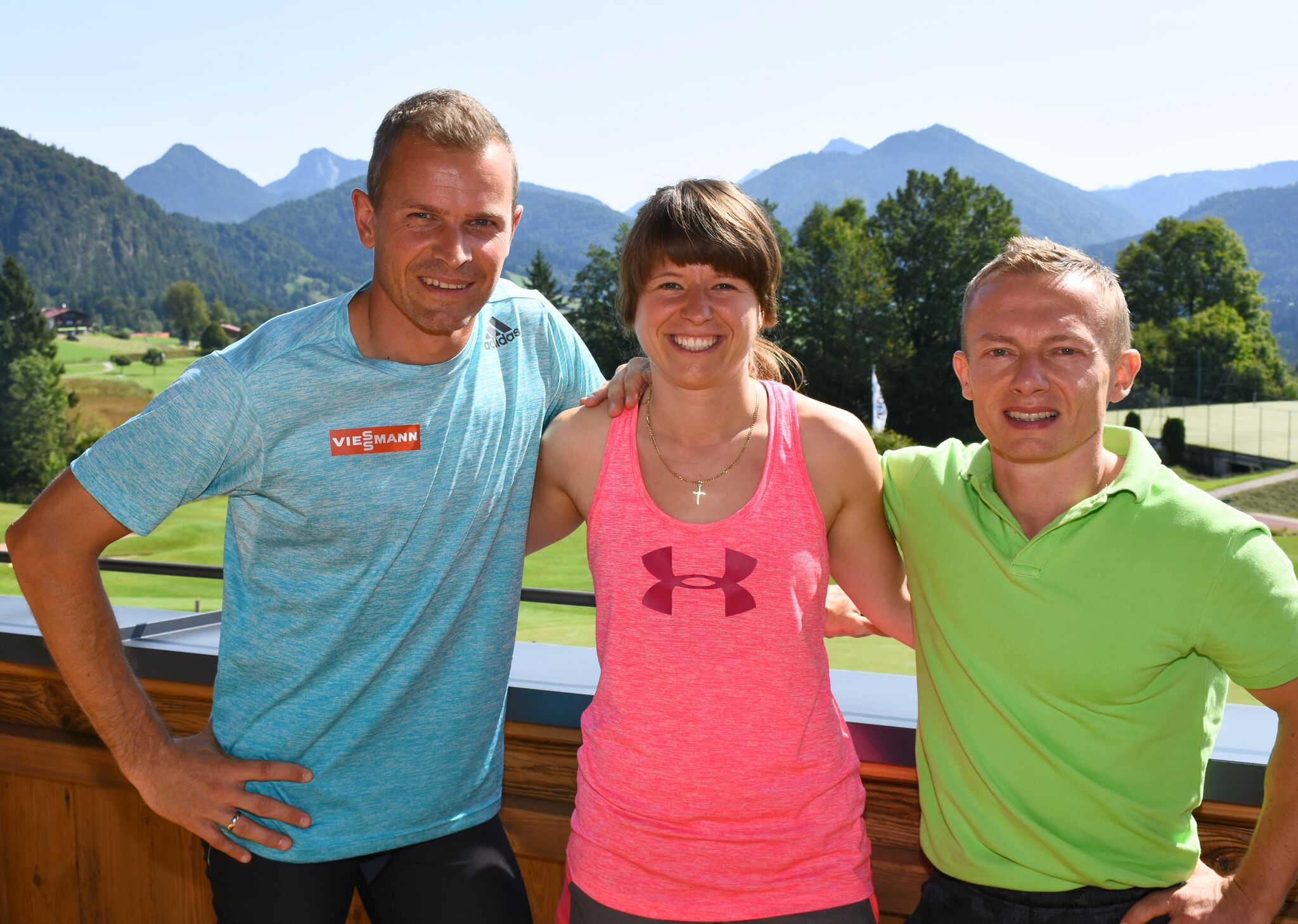 Fit-Well-Chalet Fitnessteam