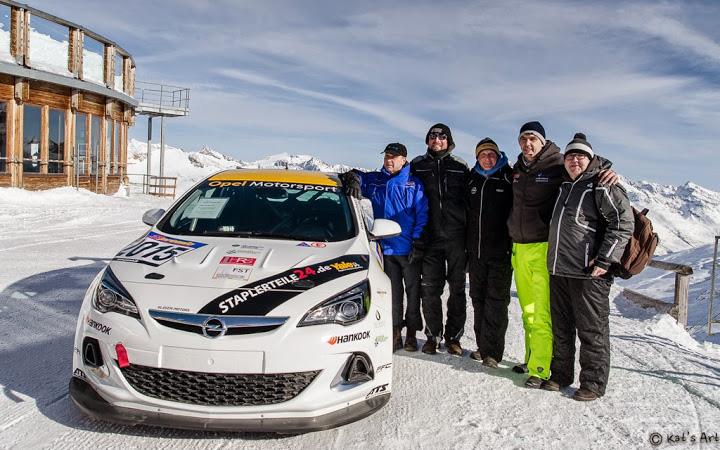 Opel Astra OPC Cup mit dem WS-Racing Team. © Katerina Fiser